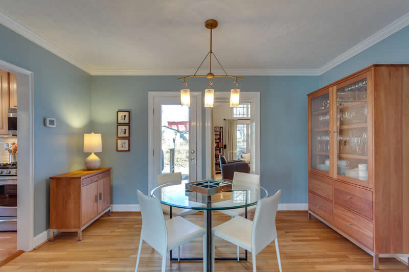 14 - 5927 Beech Avenue Dining Room