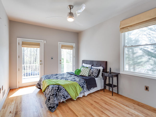 22 - main level bedroom