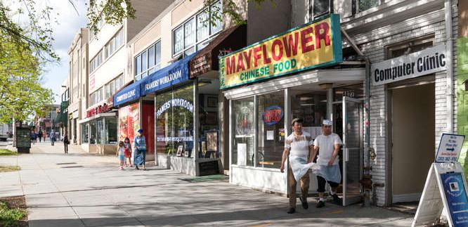 Neighborhood Narrative: Tenleytown