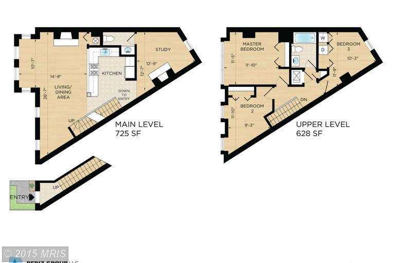 DC8643588 - Floor Plans