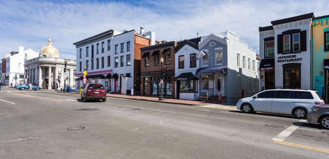 Neighborhood Narratives: Georgetown
