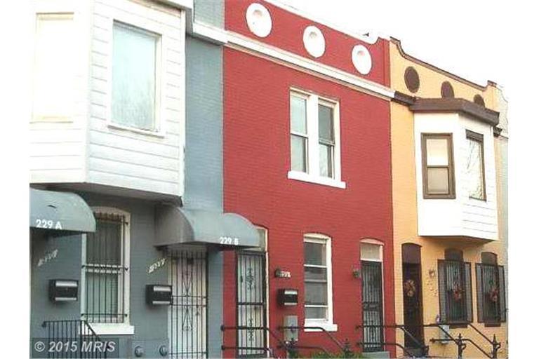 227 Bates Street NW, Washington, DC