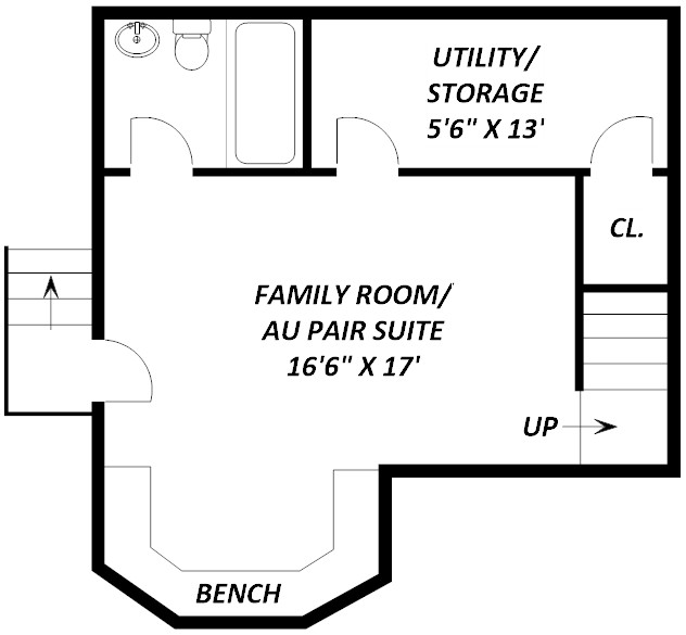 1352 Girard Street NE - floor 0