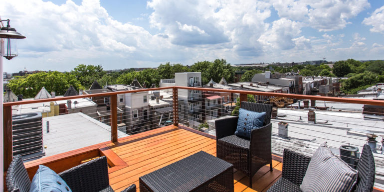 16 R St NW Unit 1 Washington-large-058-19-Rooftop Deck-1500x1000-72dpi