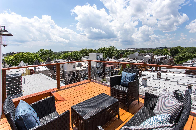 16 R St NW Unit 1 Washington-large-058-19-Rooftop Deck-1500x1000-72dpi