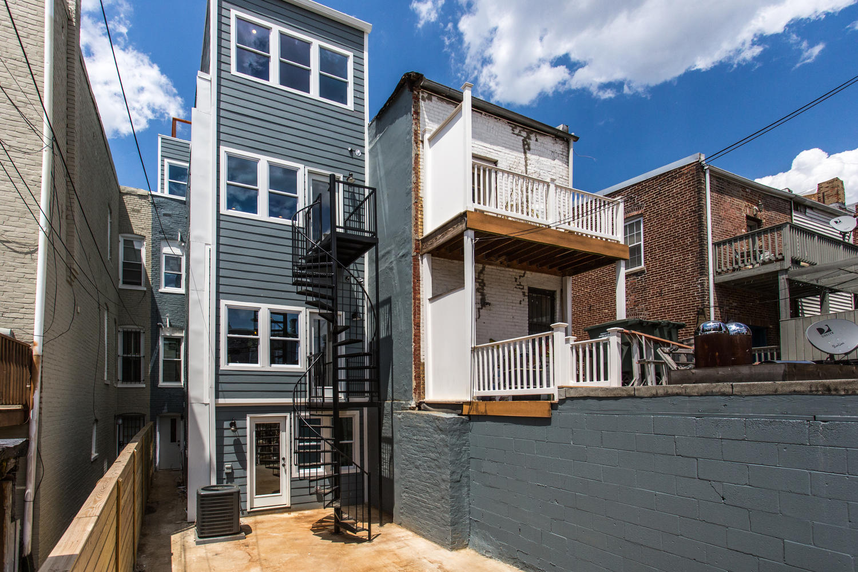 16 R St NW Unit 2 Washington-large-049-22-Exterior  Back-1500x1000-72dpi