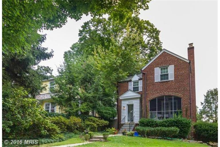 7209 Summit Avenue, Chevy Chase, MD