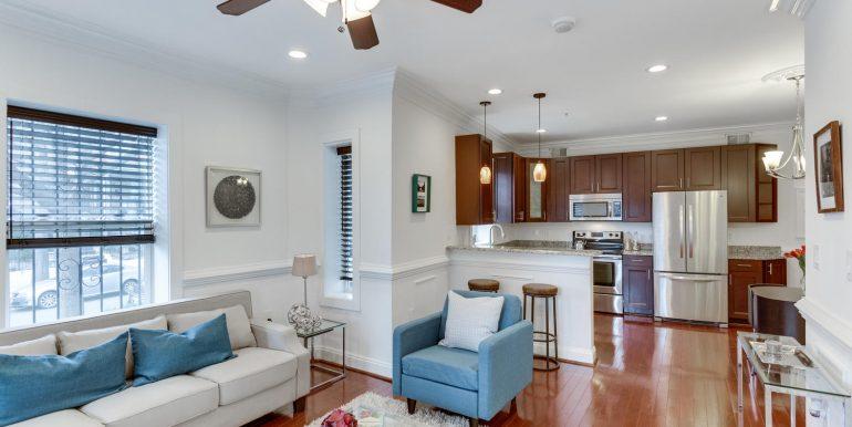 161 Randolph Pl NW Unit 2-large-007-16-Living RoomKitchen-1500x1000-72dpi