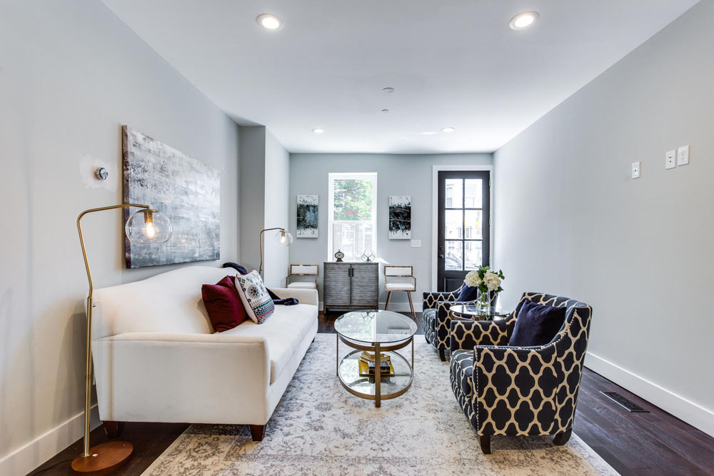 Unit 1 Offered at $674,000 227 Bates Street NW