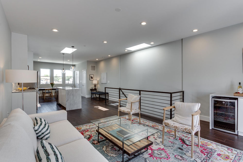 Unit 2 Offered at $780,000 227 Bates Street NW