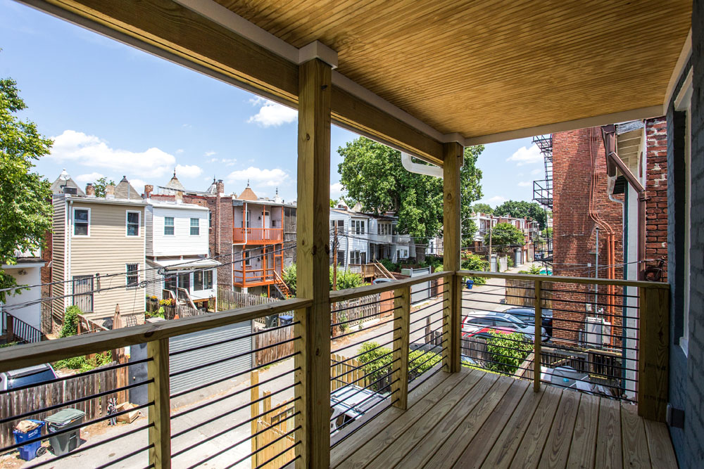 The Penthouse Offered at $767,000 59 Randolph Place, NW(23)