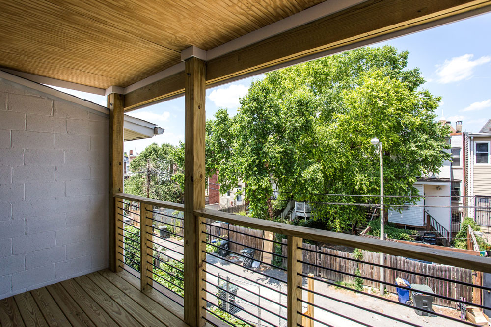 The Penthouse Offered at $767,000 59 Randolph Place, NW(24)