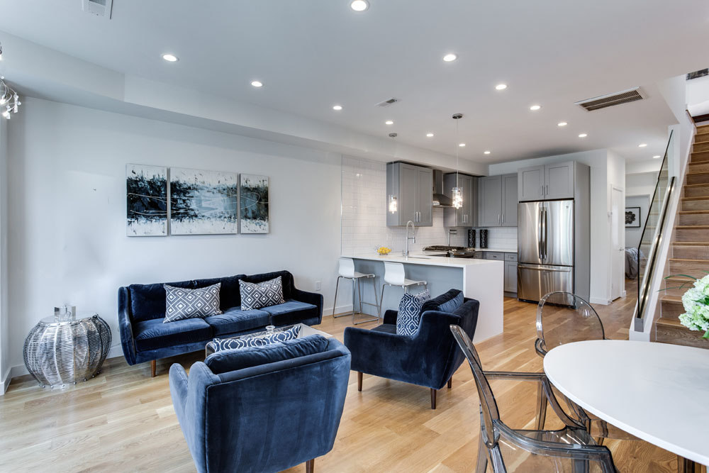 The Penthouse Offered at $767,000 59 Randolph Place, NW(3)