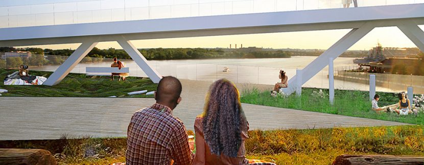 New Renderings Offer New Perspectives of 11th Street Bridge Park