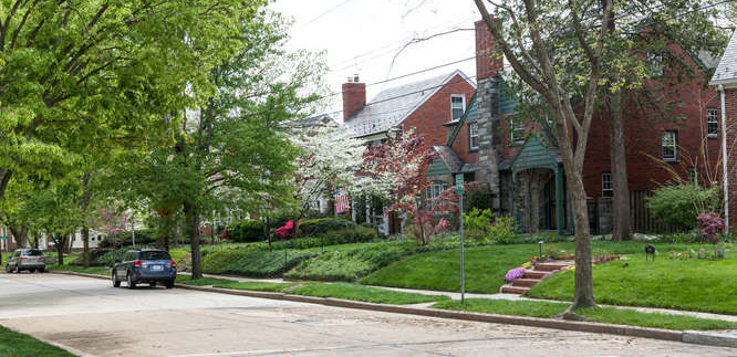Neighborhood Narrative: Shepherd Park